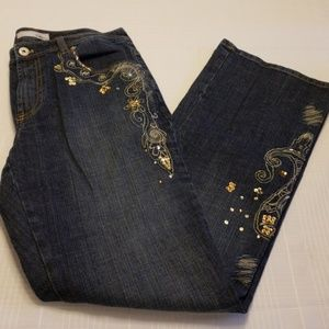 Chico's Jeans - Chico's Platinum Jeans